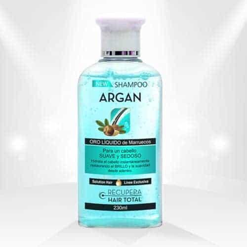 Tratamiento con ARGAN