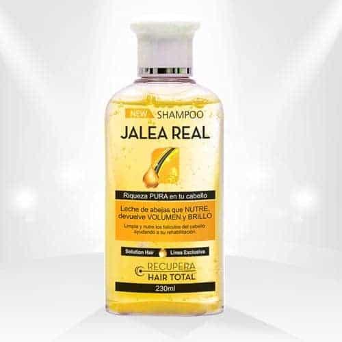 Tratamiento con JALEA REAL