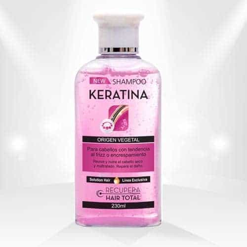 Tratamiento con KERATINA