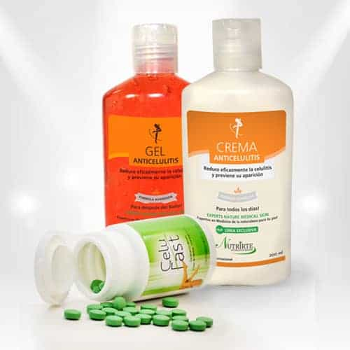 Set Anticelulitis