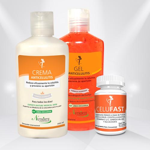 Set Anticelulitis