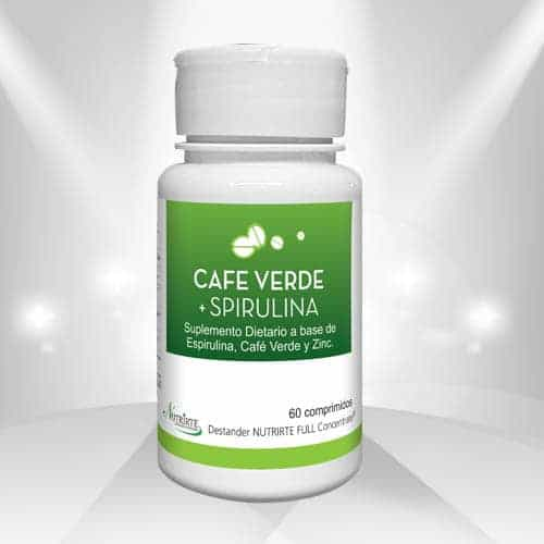 Café Verde + Spirulina