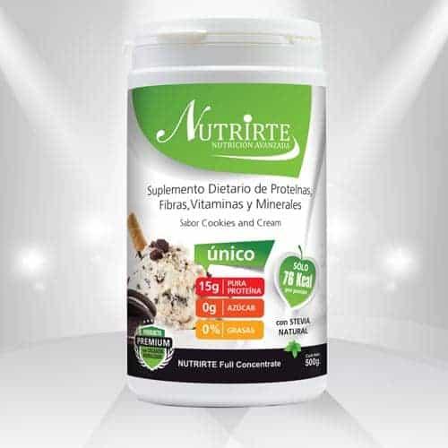 Batido Nutricional Cookies and Cream