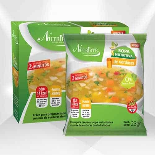 Sopa Nutritiva