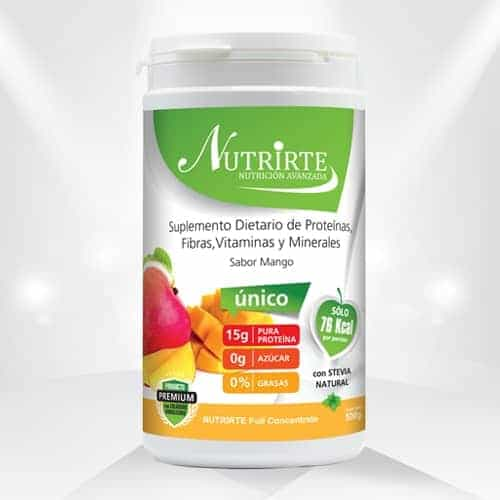 Batido Nutricional Mango