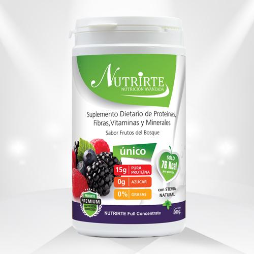 Batido Nutricional Frutos del Bosque