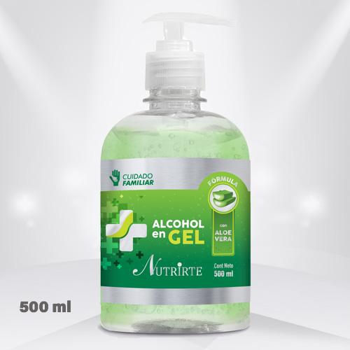 Alcohol en Gel x 500 ml